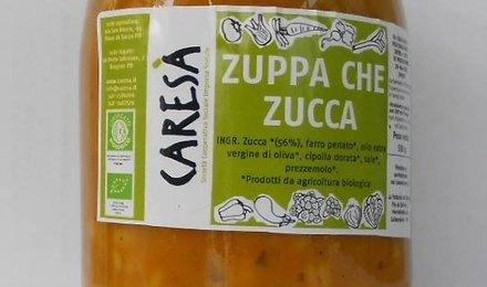Zuppa che zucca