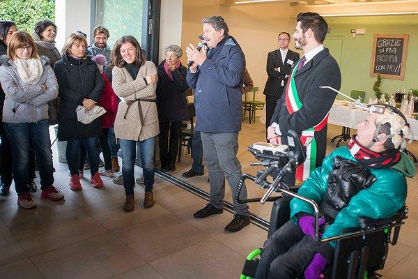 Albino Baccini responsabile ufficio Coldiretti Piove di Sacco