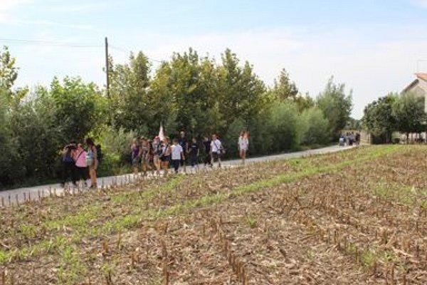A passo lento verso la decrescita: settima tappa il 17 settembre presso la cooperativa Caresà