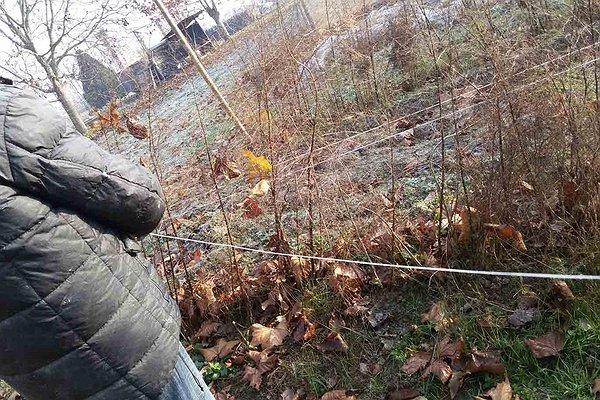 Pulitura asparagiaia - novembre 2015