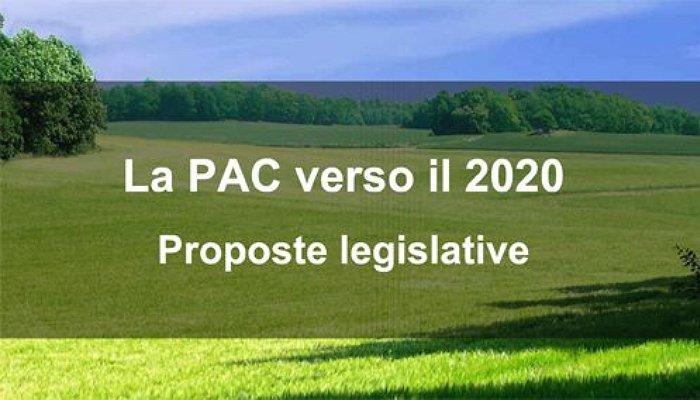 La politica agricola comunitaria dopo il 2013