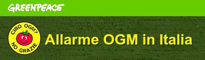 Allarme OGM in Italia: firma la petizione