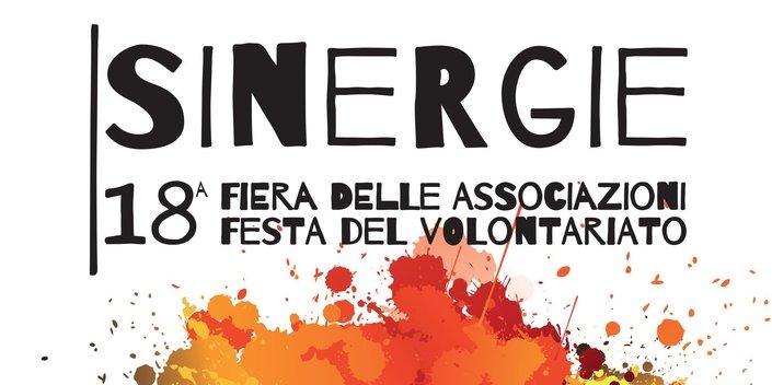 Sinergie fiera delle associazioni: noi ci saremo!