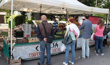 Martedì 16 agosto siamo al mercato
