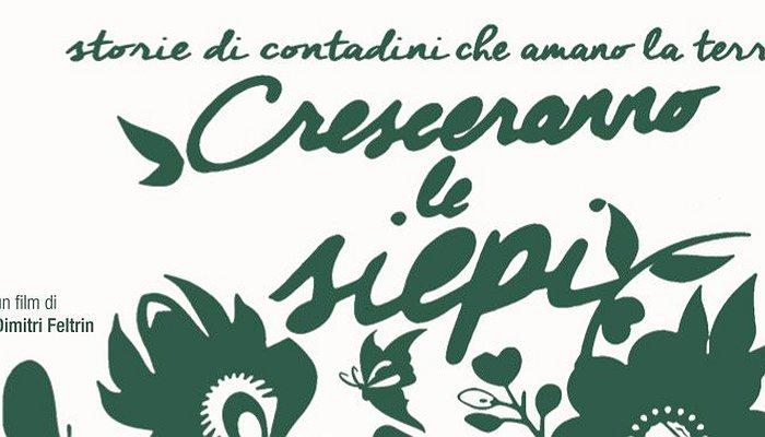 """A Treviso: """"Cresceranno le siepi: storie di contadini che amano la terra"""""""