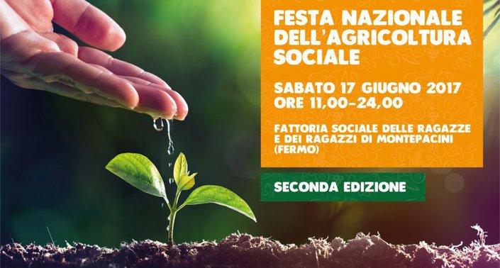 Festa nazionale dell'agricoltura sociale