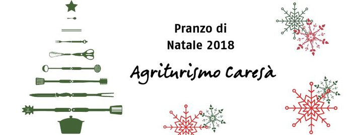 Pranzo di Natale 2018 in #Agriturismocaresà