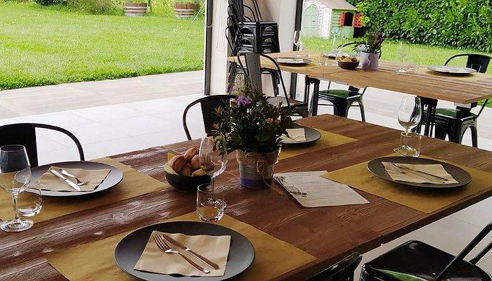 Sabato e domenica Agriturismo aperto a pranzo