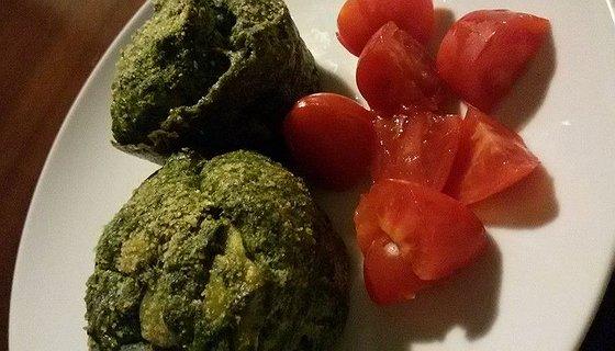 Tortino di spinaci e patate