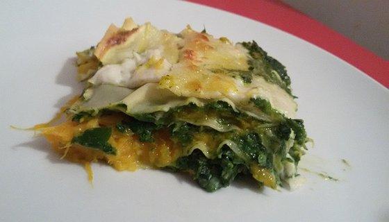 Lasagna vegetale invernale