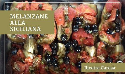Melanzane alla siciliana